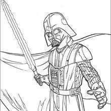 Dibujo star wars - Dibujos para Colorear y Pintar - Dibujos de PELICULAS colorear - Dibujos para colorear STAR WARS - Dibujos para pintar gratis STAR WARS