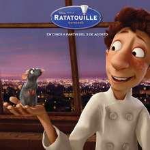 Fondo de pantalla : Remy y Linguini