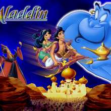 Fondo de pantalla : Aladdin