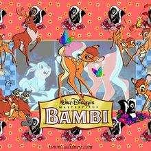 Fondo de pantalla : Bambi y sus amigos