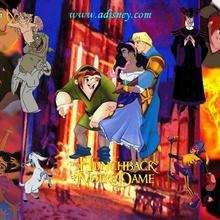 Fondo de pantalla : El jorobado de Notre Dame