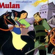 Fondo de pantalla : Mulán y Shang