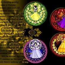 Fondo de pantalla : Las princesas