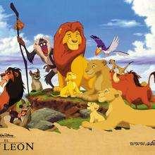 Fondo de pantalla : Mufasa y su familia
