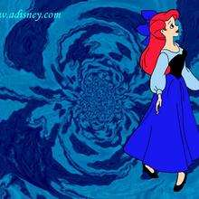 Fondo de pantalla : Ariel, la Sirenita
