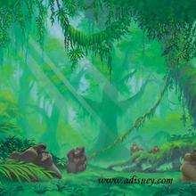 Fondo de pantalla : Tarzán, los gorilas