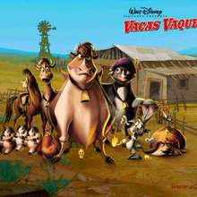 Fondo de pantalla : Vacas Vaqueras