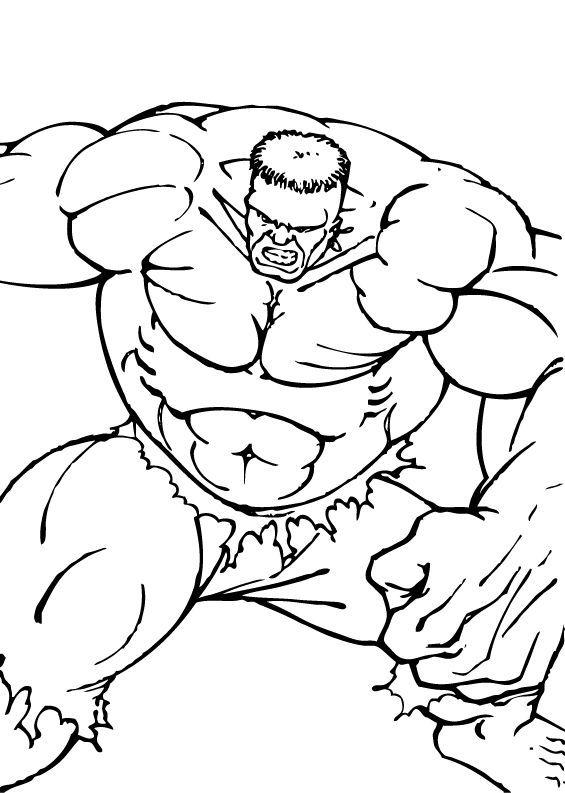 Avengers : Dibujos para Colorear, Juegos Gratuitos, Videos y ...