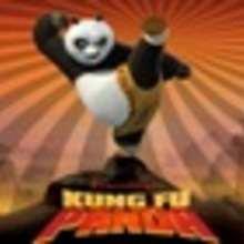 Kung Fu Panda para colorear