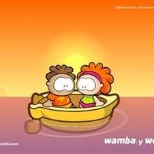Fondo de pantalla : Wamba y Wero