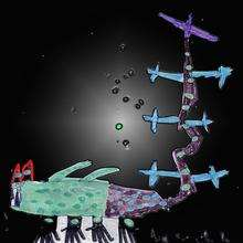 El dragón de Augustino - Dibujar Dibujos - Dibujos de NIÑOS - Dibujos de ANIMALES - Dibujos de DRAGONES