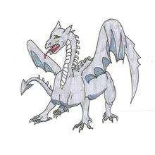 Ilustración : El dragón de Ana