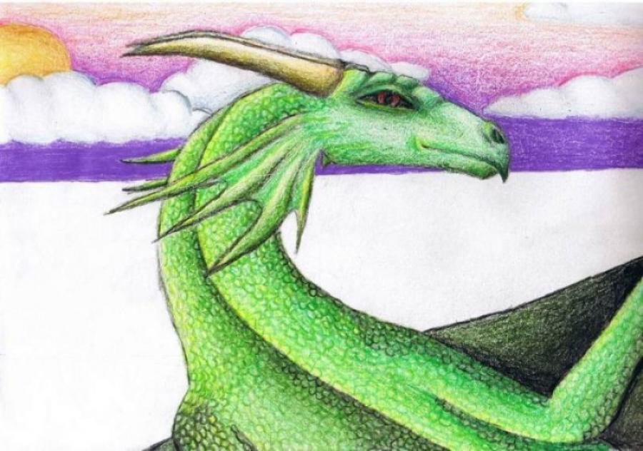 le-dragon-de-elodie