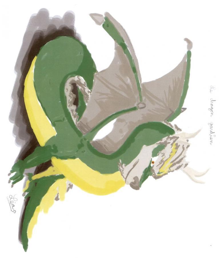 le-dragon-de-lea
