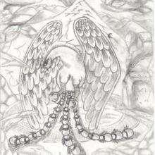 Ilustración : El dragón de Noelia