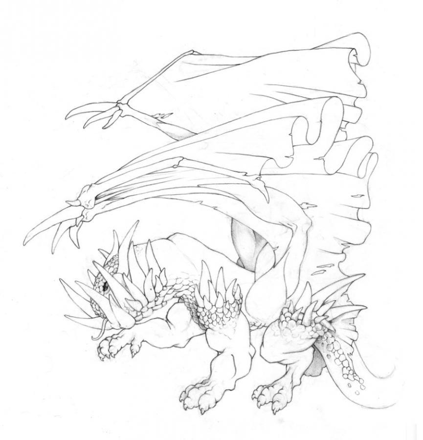 le-dragon-de-pierre