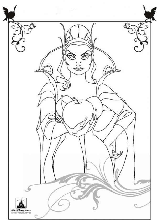 Dibujos para colorear PRINCESAS DISNEY - 139 imagenes de Princesas ...