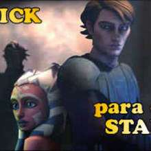 Star Wars: THE CLONE WARS 2008 ¡La película!