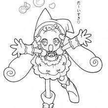 Dibujo para colorear : Hana