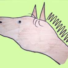 Dibujar un caballo - Dibujar Dibujos - Aprender cómo dibujar paso a paso - Dibujar dibujos ANIMALES - Dibujar animales CON TU MANO