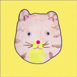 Dibujar un gato - Dibujar Dibujos - Aprender cómo dibujar paso a paso - Dibujar dibujos ANIMALES - Dibujar animales CON TU MANO