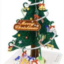 Manualidad infantil : Papiroflexia Arbol de de Navidad