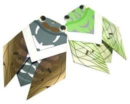 Origami CIGARRAS