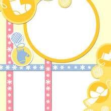 Febrero - Manualidades para niños - Manualidades infantiles - Fabricar MARCOS DE FOTOS - Las 4 estaciones: Marcos de fotos