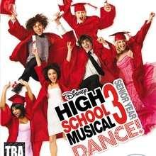 estrella, Lanzamiento del vídeojuego High School Musical 3: Fin de curso DANCE