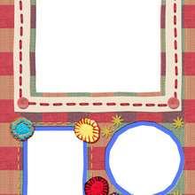 Marzo - Manualidades para niños - Manualidades infantiles - Fabricar MARCOS DE FOTOS - Las 4 estaciones: Marcos de fotos