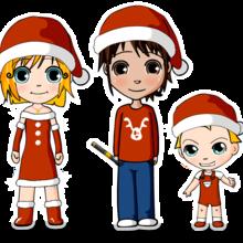Dibujo Navidad SANTA CLAUS - Dibujar Dibujos - Dibujos infantiles para IMPRIMIR - Dibujos de NAVIDAD para imprimir - Dibujos SANTA CLAUS