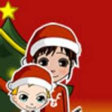 La familia más navideña