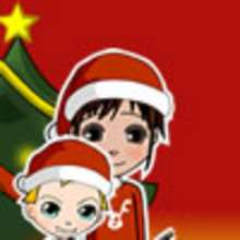 Libro para niños : La Navidad, por los niños