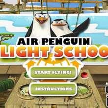 Juego online : Vuela con los pingüinos