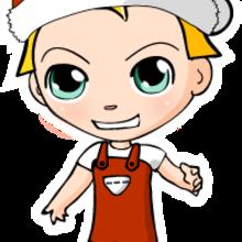 Dibujo Navidad PEQUE TEO - Dibujar Dibujos - Dibujos infantiles para IMPRIMIR - Dibujos de NAVIDAD para imprimir - Dibujos PAPA NOEL