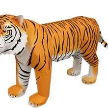 Doblado de papel : Tigre de papel 3D