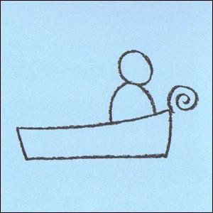 Aprender a dibujar : Como dibujar el trineo de Santa Claus