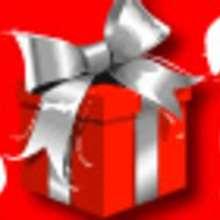 luna, ¡Santa ha dejado regalos para ti!