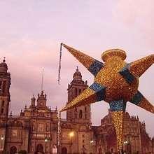nochebuena, Las navidades en México por AshleyTis.Fan