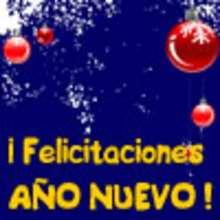 Felicitaciones AÑO NUEVO - Lecturas Infantiles - Escribir felicitaciones - Frases AÑO NUEVO