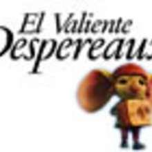 ¡Gana premios con El Valiente Despereaux!