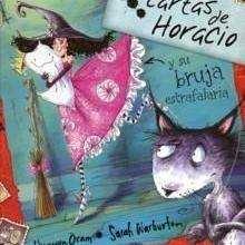 Libro : Las cartas de Horacio y su bruja estrafalaria
