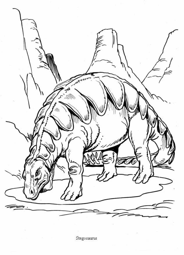 Dibujos para colorear eclosión de huevos de dinosaurios - es ...