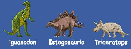 Reportaje para niños : Los Dinosaurios para niños