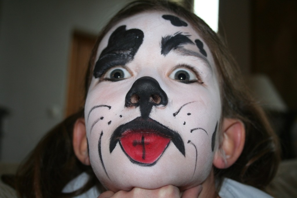 maquillaje-carnaval-dalmata