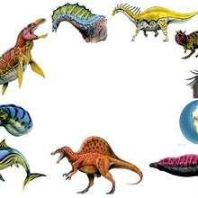 Hace millones de años los dinosaurios dominaban la tierra