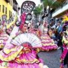 El Carnaval de Tenerife (España)