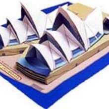 Australia: Ópera de Sidney 3D