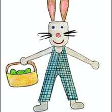 Orígenes del Conejo de Pascua