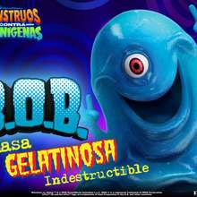 Fondo de pantalla : Monstruos contra Alienígenas: BOB